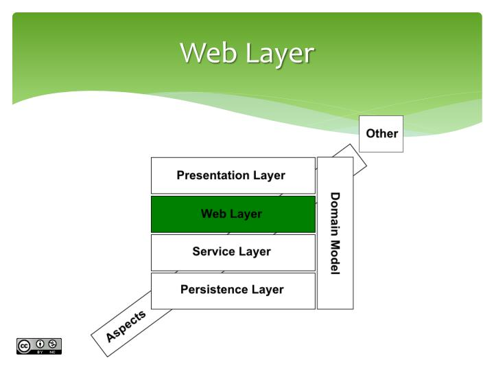 Web Layer