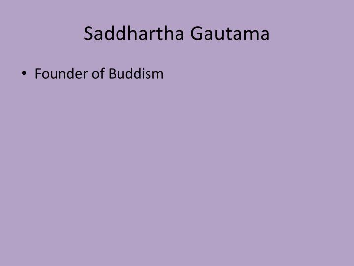Saddhartha