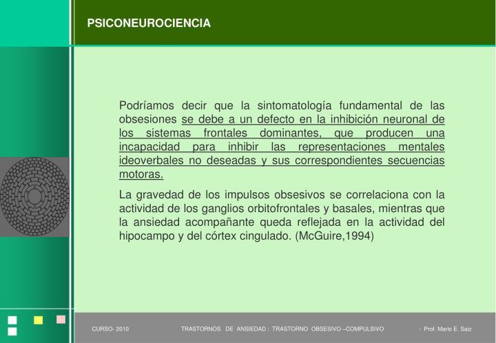 PSICONEUROCIENCIA