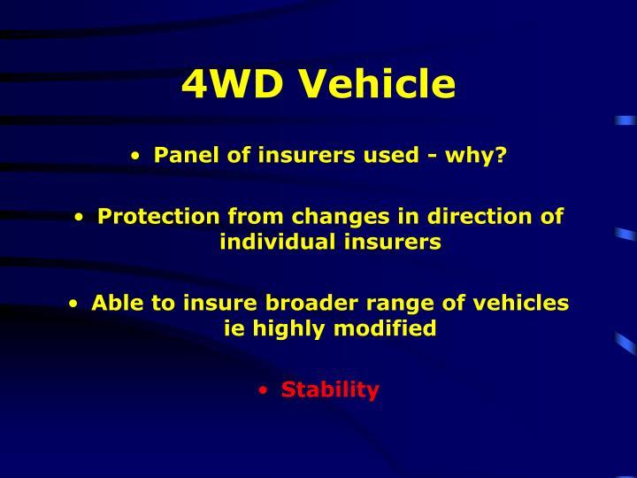 4WD Vehicle