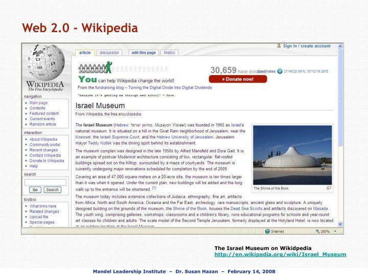Web 2.0 - Wikipedia
