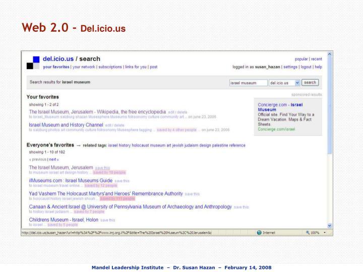 Web 2.0 -