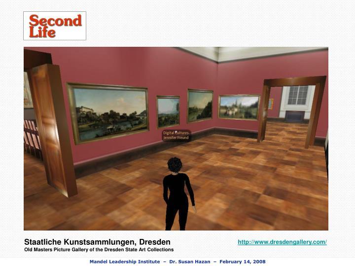 Staatliche Kunstsammlungen, Dresden