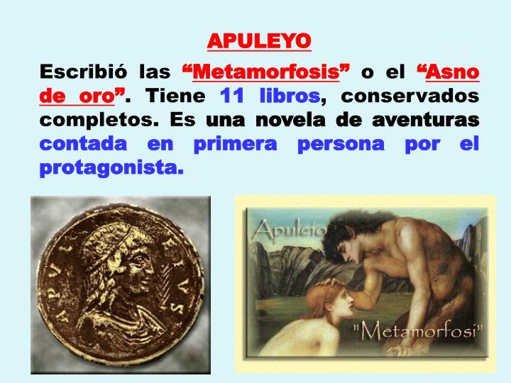 APULEYO