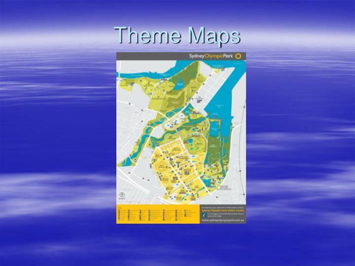 Theme Maps