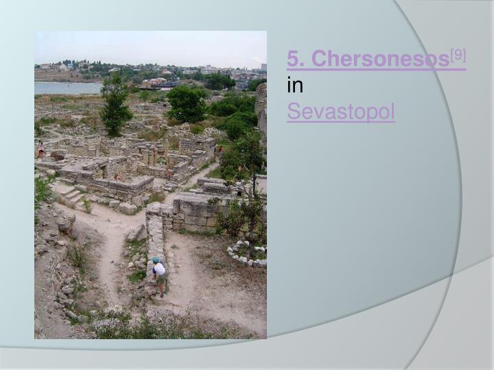 5. Chersonesos