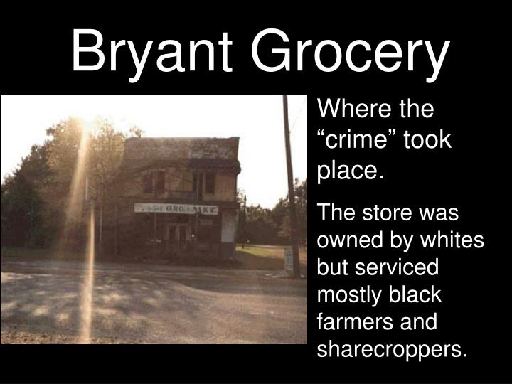 Bryant Grocery