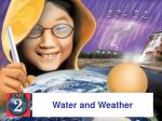 water and weather