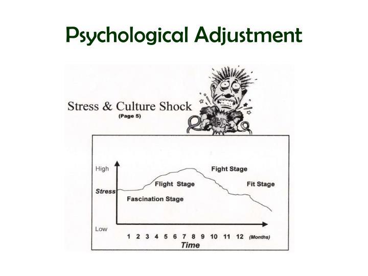 Psychological Adjustment