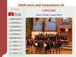e is tools and innovations 4