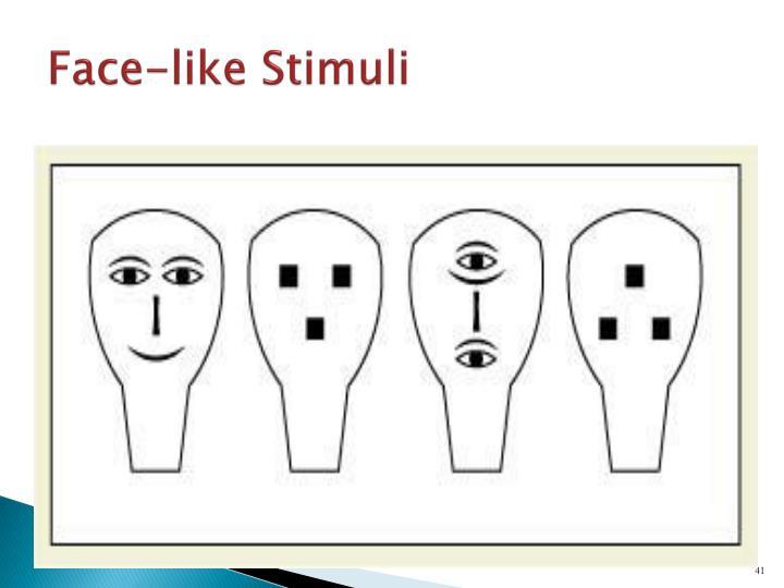 Face-like Stimuli