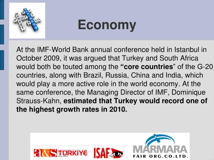 At the IMF-