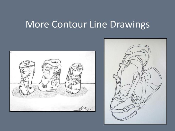 Contour Line Drawing Powerpoint : Ppt line powerpoint presentation id
