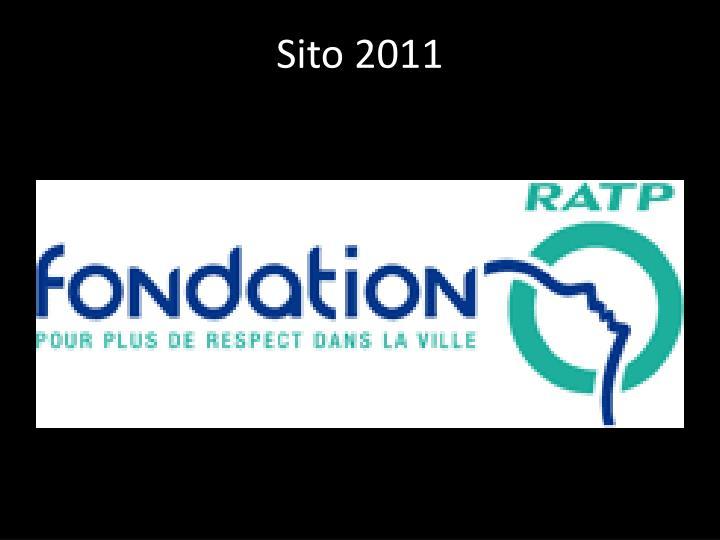 Sito 2011