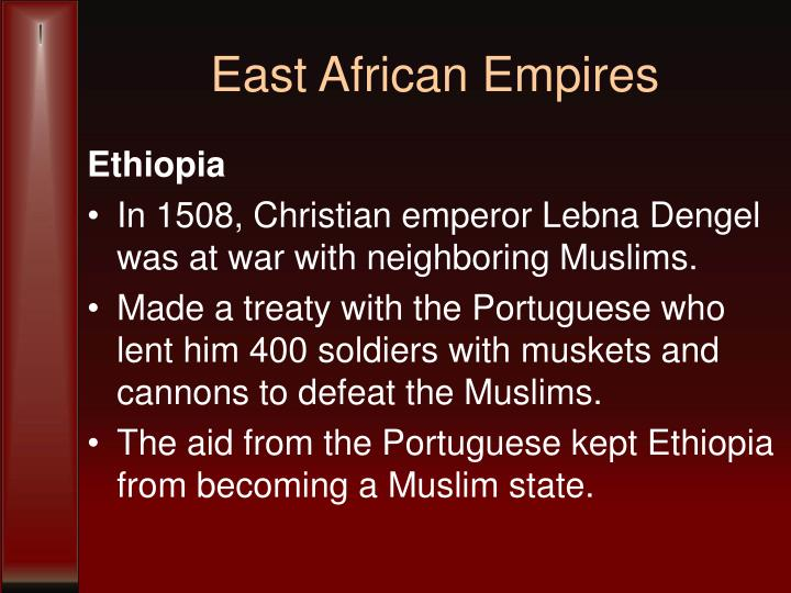 East African Empires