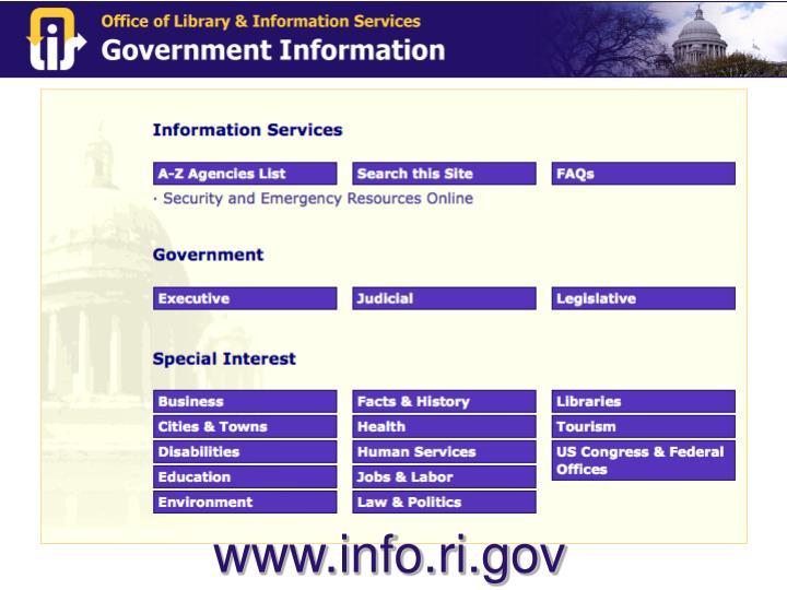 www.info.ri.gov