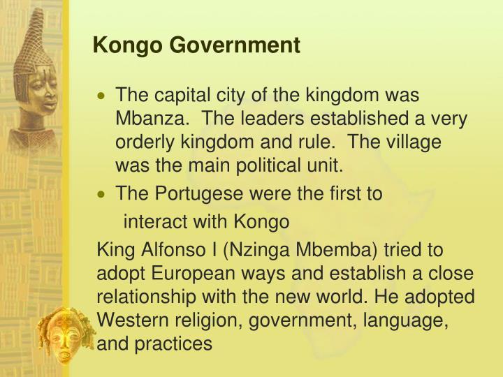 Kongo Government