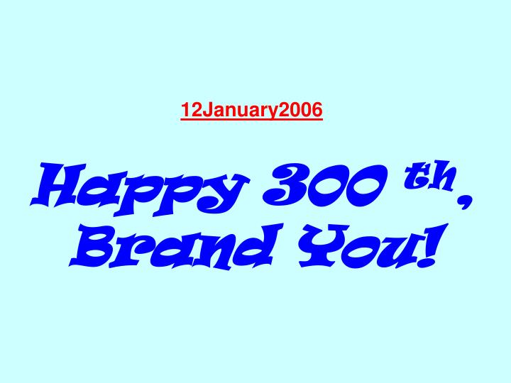 12January2006