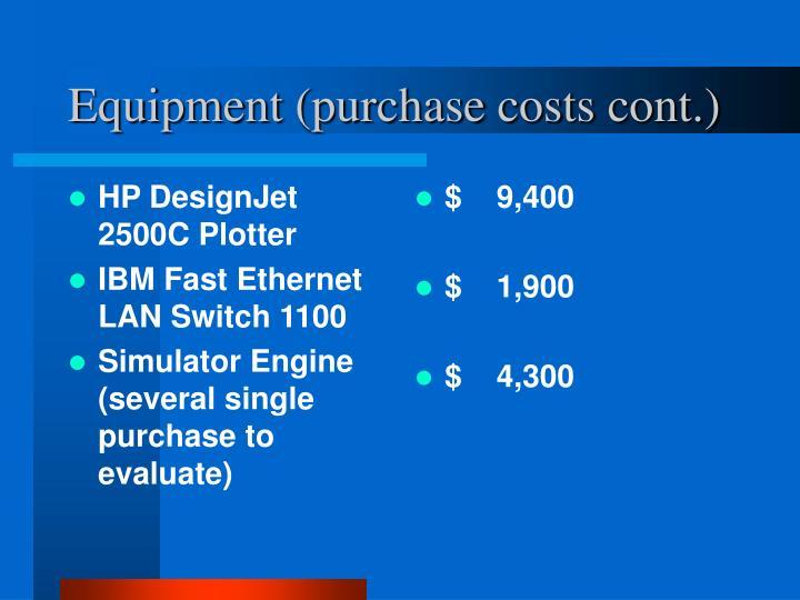 HP DesignJet 2500C Plotter