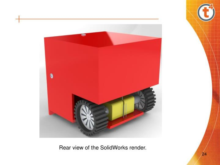 Rear view of the SolidWorks render.
