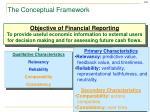 the conceptual framework1
