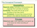 the conceptual framework3