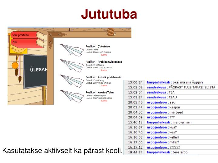 Jututuba