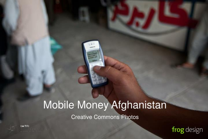 Mobile Money Afghanistan
