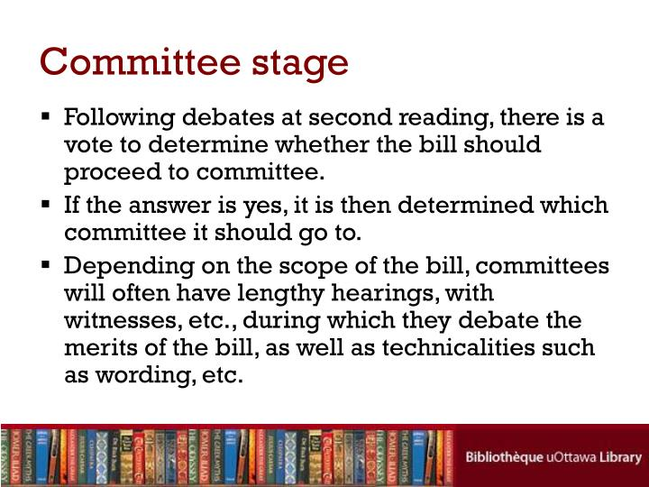 Committee stage