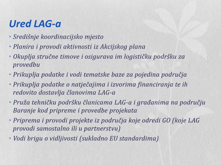 Ured LAG-a