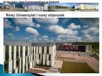 nowy uniwersytet i nowy wizerunek