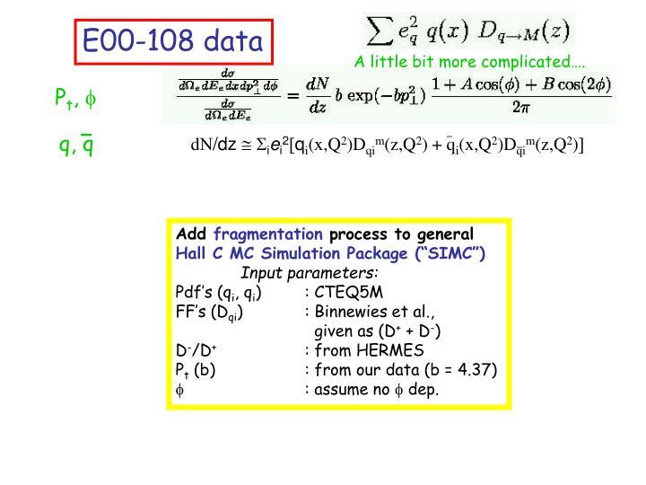 E00-108 data