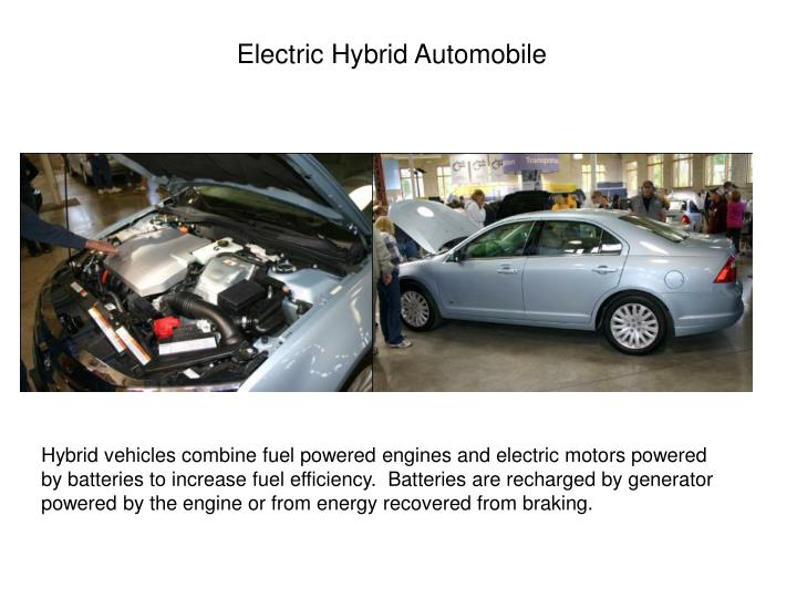 Electric Hybrid Automobile