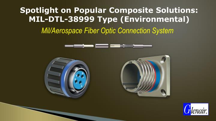 Spotlight on Popular Composite Solutions: