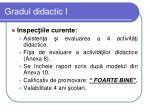 gradul didactic i1