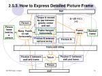 2 5 3 how to express detailed picture frame
