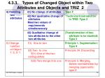 4 3 3 types of changed object within two attributes and objects and triz 2