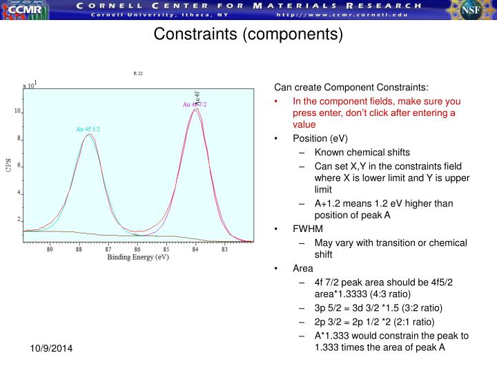 Constraints (components)