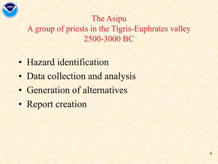 The Asipu
