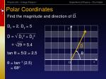 polar coordinates1