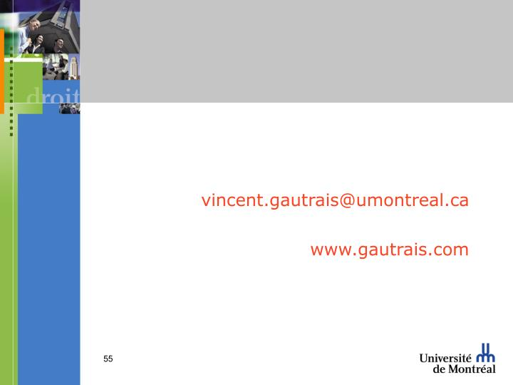 vincent.gautrais@umontreal.ca