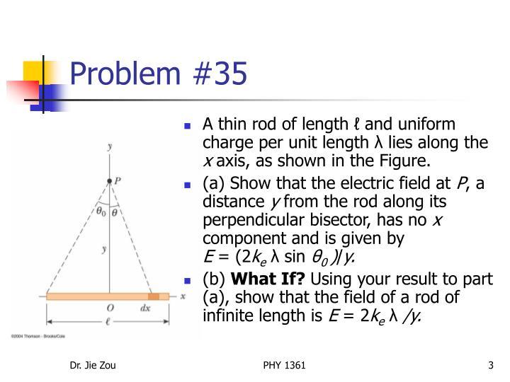 Problem #35