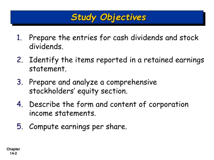 Prepare the entries for cash dividends and stock dividends.