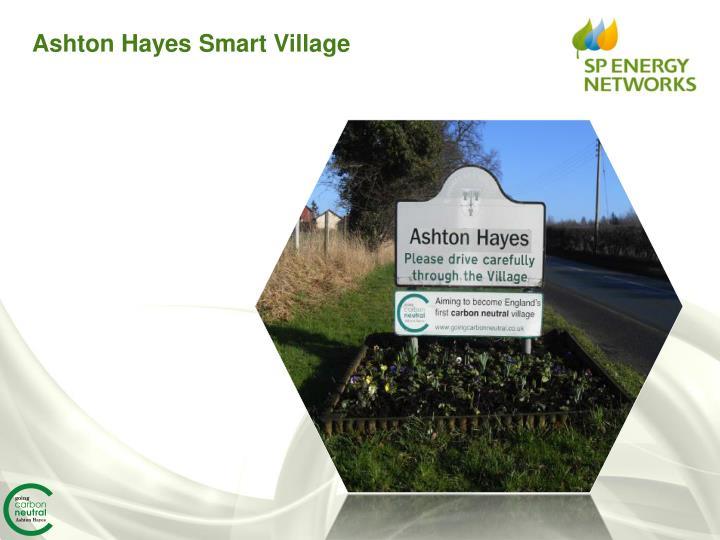 Ashton Hayes Smart Village