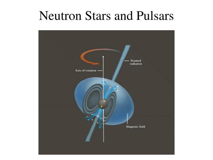 Neutron Stars and Pulsars