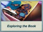 exploring the book
