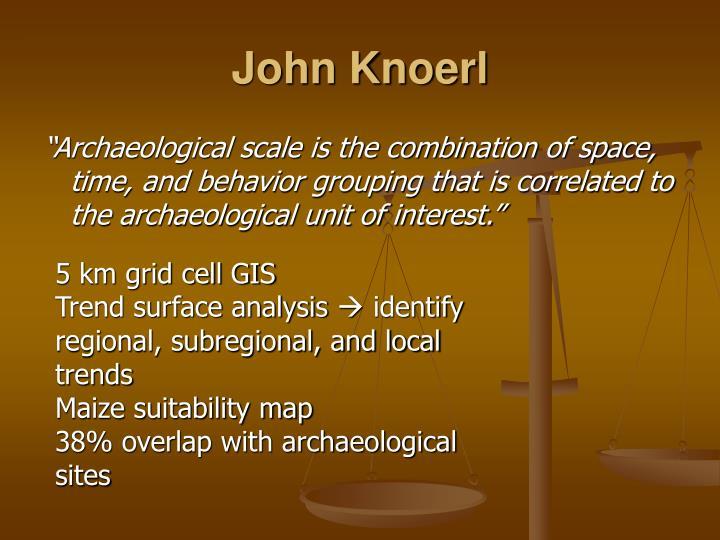 John Knoerl