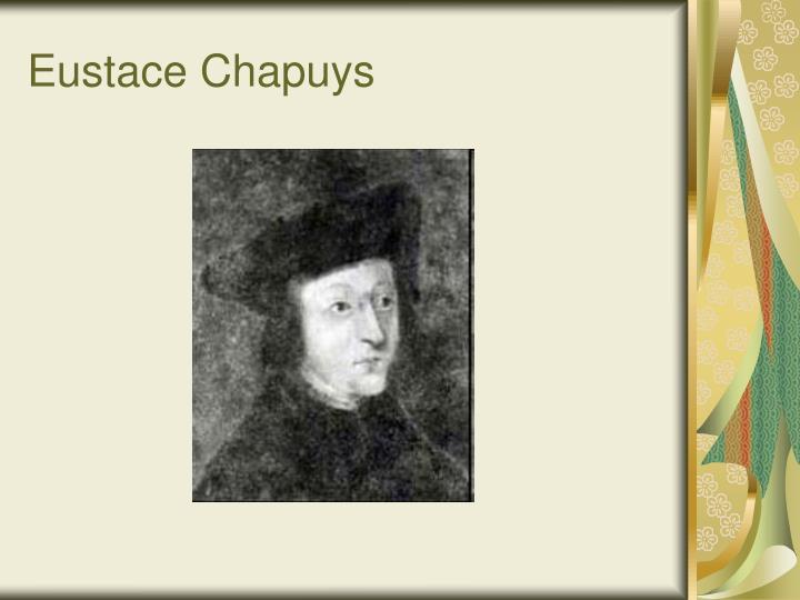 Eustace Chapuys