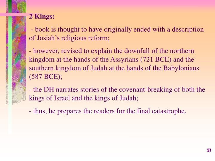 2 Kings: