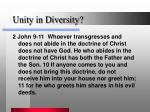 unity in diversity7